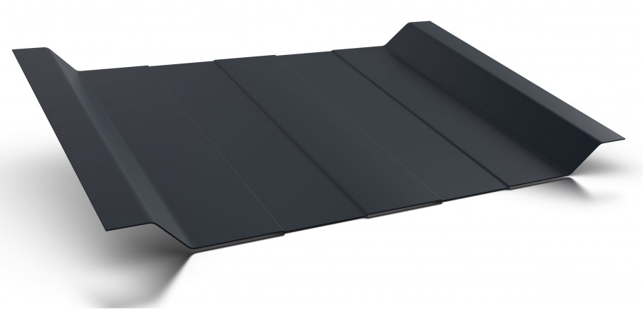 stresny panel profilovani trapezoidal