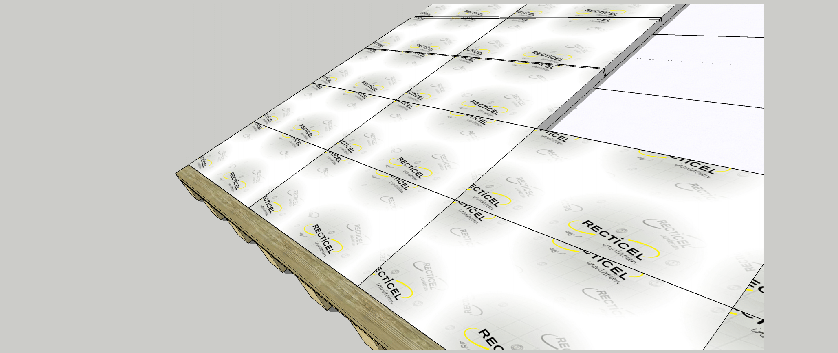Krok5 PIR desky - PIR nadkrokevni izolace Powerroof