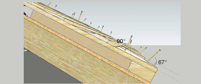 Krok7 kontra late - PIR nadkrokevni izolace Powerroof